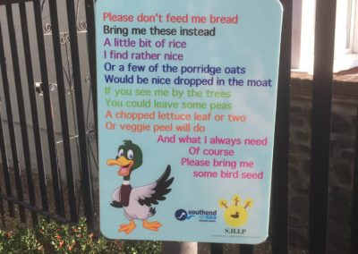 duck-sign