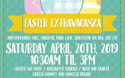 Easter 'Eggstravaganza' 2019